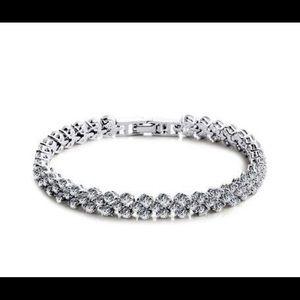 Jewelry - Silver Roman Bracelet